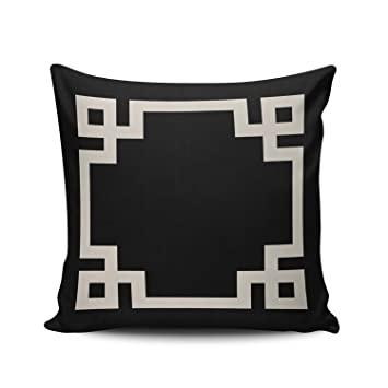 Amazon.com: WEINIYA - Funda de almohada con textura de ...