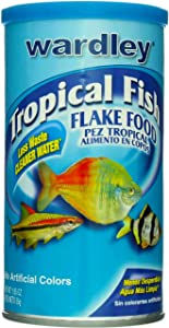 Hartz 01516 1.95 Oz Wardley Tropical Premium Flakes