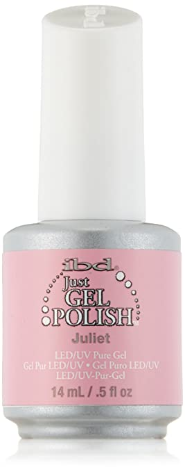 Amazon.com : IBD Just Gel Nail Polish, Juliet, 0.5 Fluid Ounce : Beauty
