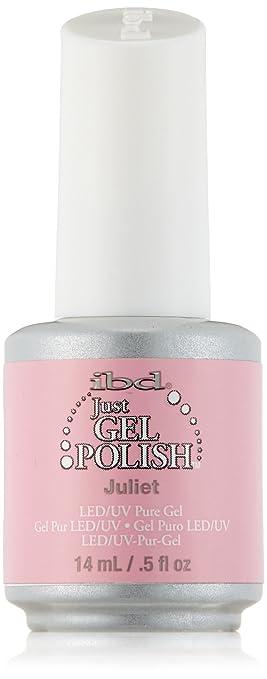 Obsessed By Beauty: NOTW: ibd Just Gel Polish - Seashell Pink
