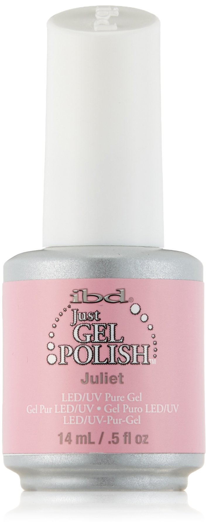 IBD Just Gel Nail Polish, Juliet, 0.5 Fluid Ounce