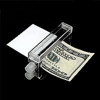 Money Printer Magic Tricks Change Paper to Money Magician Props Money Printings Machines Moneys Makers Children Kids Magic Toys