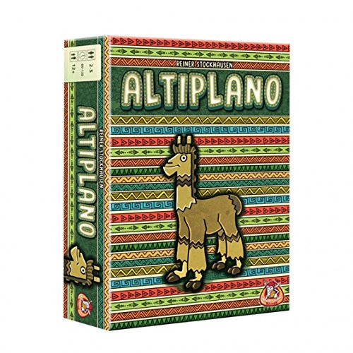 White Goblin Games party game Altiplano