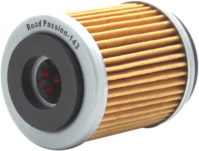 Road Passion Oil Filter for Yamaha YFM200 Moto-4 200 1985-1989//YFM225 Moto-4 225 1986-1990