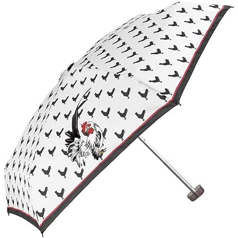 Paraguas plegable super mini de mujer - Elegante y compacto, de viaje y para bolso
