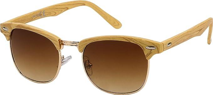 778d543726 All Cheap Sunglasses - Liverpool - Gafas de Sol Clubmaster montura Marrón y  lentes Marrón unisex: Amazon.es: Ropa y accesorios