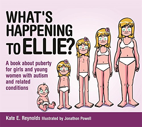What's Happening to Ellie?: A book about puberty for girls and ...
