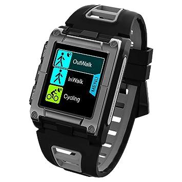 LLLS SmartWatch, Relojes Inteligentes para los Hombres para Las Mujeres, Reloj Inteligente en Color