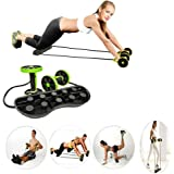 On The Go Roll-n-Flex Abdominal & Full Body Workout Trainer