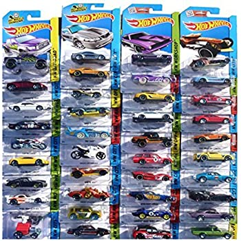 Hot Wheels 24-Car Random Assortment Party Pack 2014 and Newer