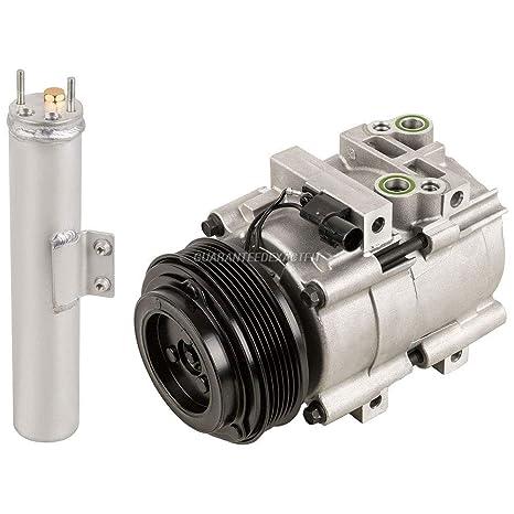 Premium calidad nueva AC Compresor y embrague con a/c secador para Kia Sedona –