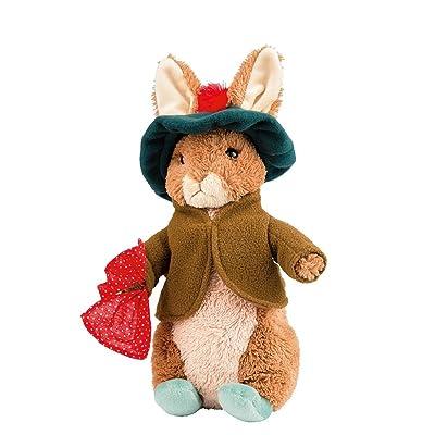 GUND Peter Rabbit Plush Benjamin Bunny Large Soft Toy: Toys & Games
