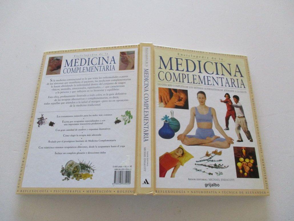 Enciclopedia de La Medicina Complementaria (Spanish Edition ...