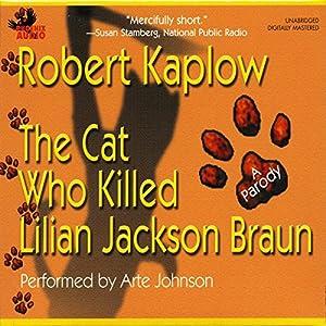 The Cat Who Killed Lilian Jackson Braun Audiobook