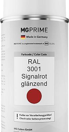 Ral 3001 Signalrot Spraydose 400 Ml Glänzend Schnelltrocknend Baumarkt