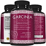 Cheap Pure Garcinia Cambogia Extract – 95% HCA – Boost Energy + Metabolism Booster Fat Burner + Promotes Healthy Weight Loss – Appetite Suppressant + Antioxidant – Supplement for Men & Women