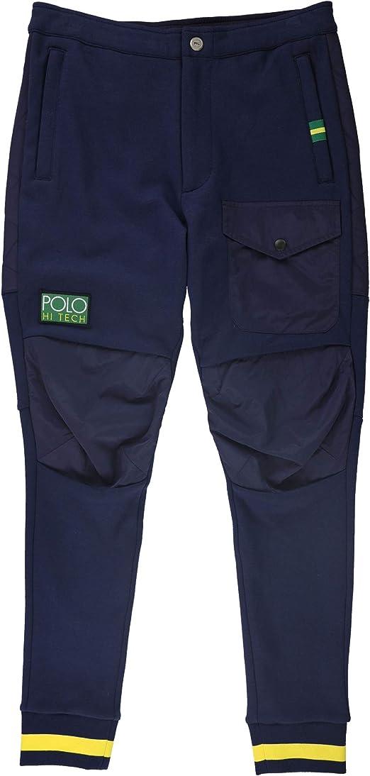 Ralph Lauren Mens Cargo Casual Jogger Pants