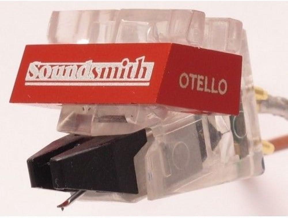 3. Soundsmith Otello Acrylic Hand-built Hi-output Moving Iron Phono Cartridge