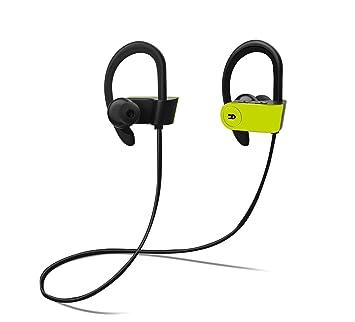 Avenzo AV630VD - Auricular Deportivo, Color Verde: Amazon.es: Electrónica