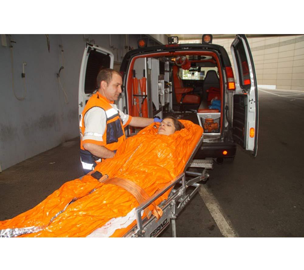 Emergency EMT Survival Paramedic Blanket for Strechers