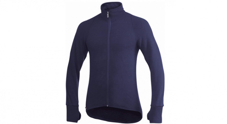 Woolpower 600 Merino Wool 69% Sweden Weather Jacket Full Zip