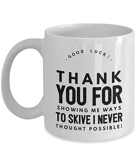 Amazon.com: Compañero de trabajo dejando regalos – Funny ...