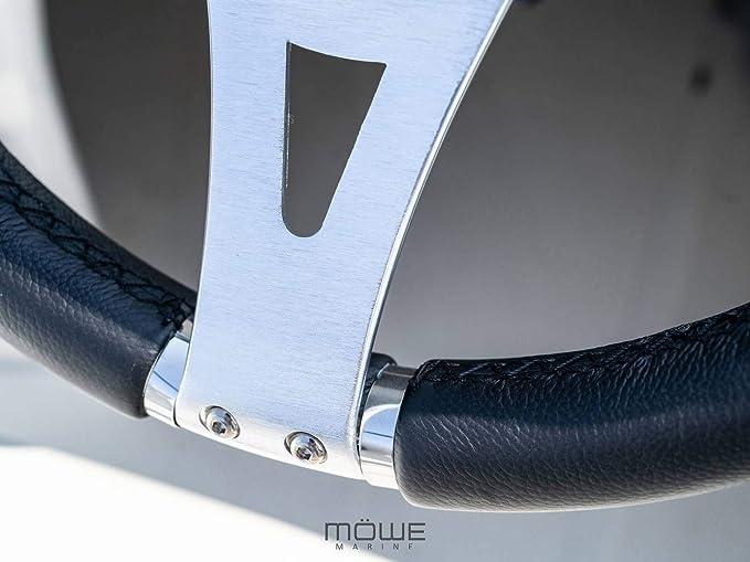 MÖWE Marine Bootslenkrad Palma II für Sunseeker mit Teleflex Ultraflex Lenkung