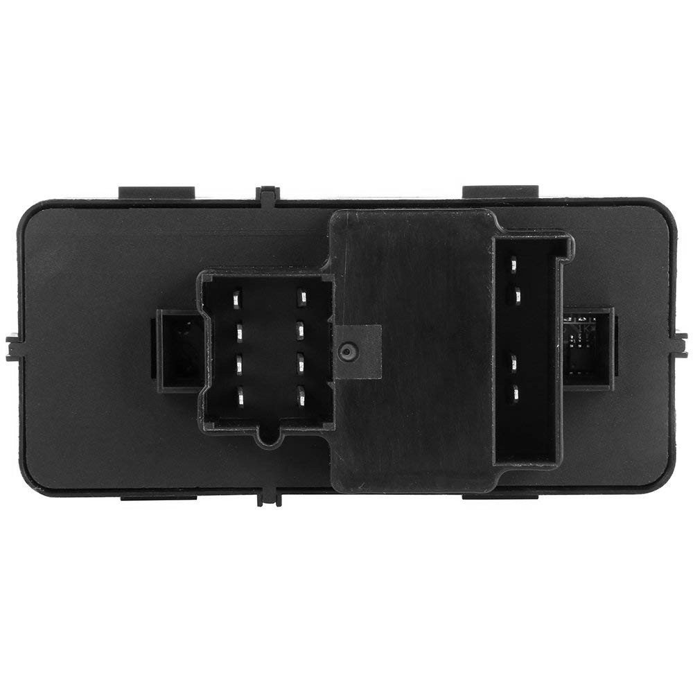 10422427 901-001 Buick Rendezvous 2002 2003 Driver Side Master Power Window Switch for 2000 2001 2002 2003 2004 2005 Chevy Impala Replaces 10283834