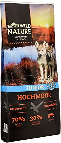 Dehner-Wild-Nature-Junior-Hundetrockenfutter