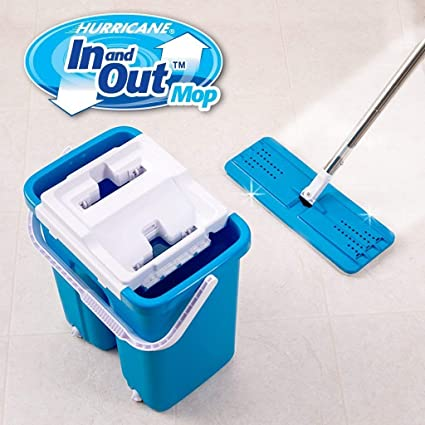 Swabs Hurricane Mop In And Out Mop Floor Cleaner System With Mop