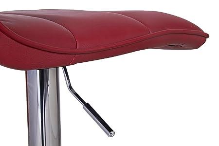 Woltu bh15bd 2 coppia sgabelli da bar estetica moderno sedia alta