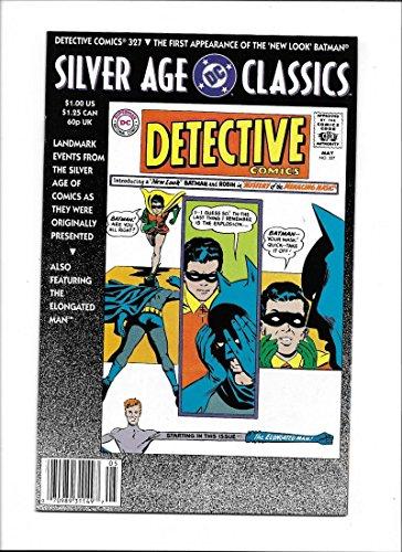 SILVER AGE CLASSIC: DETECTIVE COMICS #327 [1992 VF-NM] REPRINT 1ST APP