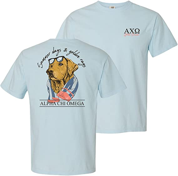 Blue//Red//White, X-Large AXO Team Shirt A