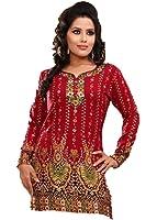 Ladies Designer Tunic Kurti Blouse Top