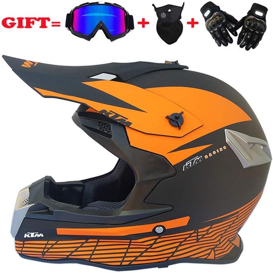 per uomo e donna da adulto Casco da motocross FrebAfOS per casco integrale da motocross