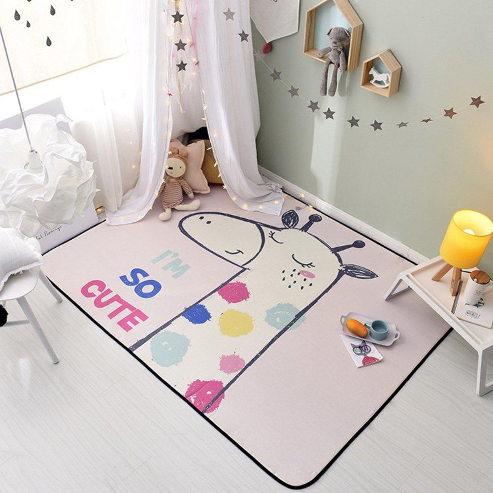 赤ちゃんマットをクロール,夏マット アンチ スリップ 折り畳み式 子供のマット ゲーム マット 畳-J 150x195cm(59x77inch) 150x195cm(59x77inch) J B07D5TB1T4