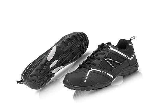 Xlc Zapatillas MTB CB-L05 negro 2014 negro negro Talla:45: Amazon.es: Zapatos y complementos