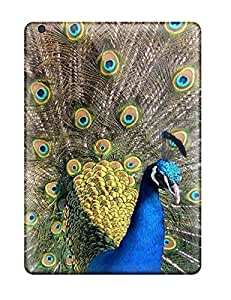 Forever Collectibles Peacock Hard Snap-on Ipad Air Case