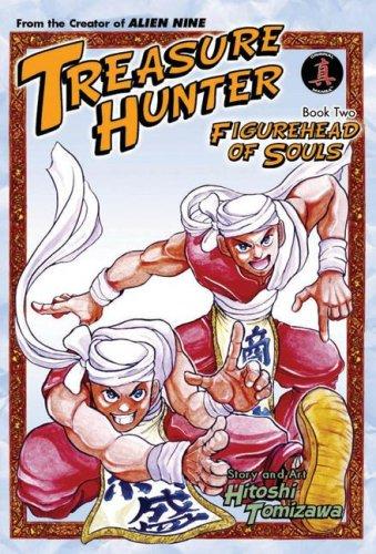 Treasure Hunter Book 2: Figurehead of Souls pdf epub