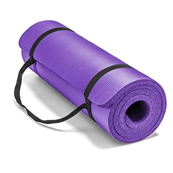 Amazon.com: YATOO Large Thick Yoga Mat,Extra Thick Exercise ...