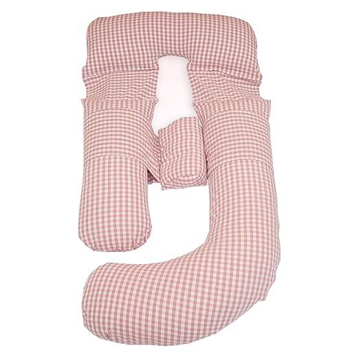 Happa Mujeres Embarazadas Desmontables Almohada Cintura ...