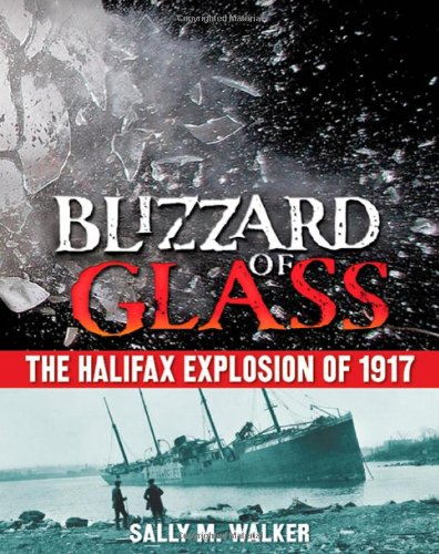 Read Online Blizzard of Glass: The Halifax Explosion of 1917 pdf