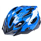 BeBeFun Safety Adjustable Size Kids Babies Bike Multi-Sports Helmet for Boy 3-7 Years Old Lighting Theme with removing Visor.