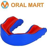Oral Mart Protector bucal Sports para niños/Adultos (10