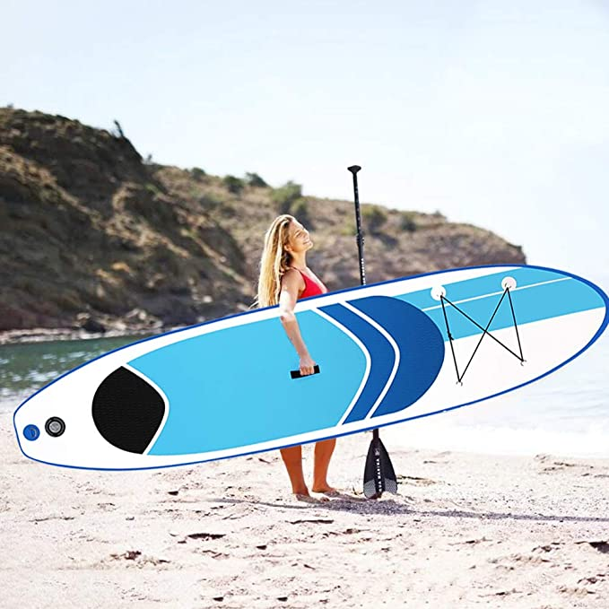 HENGNEI Hinchable Paddle Surf Tabla Paddle Surf Sup Paddle Remo de ...