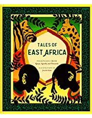 Tales of East Africa: (African Folklore Book for Teens and Adults, Illustrated Stories and Literature from Africa)