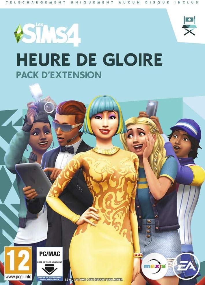 Sims 4 : Heure de gloire [Importación francesa]: Amazon.es: Videojuegos