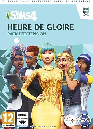 Sims 4 : Heure de gloire [Importación francesa]: Amazon.es ...