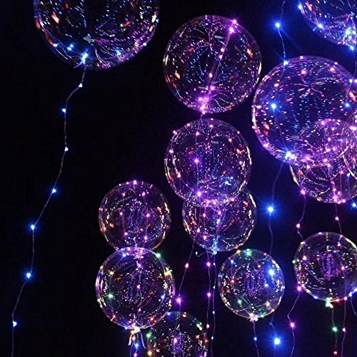 Large Balloons With Led Lights in US - 6