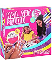 GirlZone: Nail Art Studio Kit, Gift For Girls